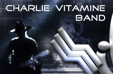 Charlie Vitamine Band, main page